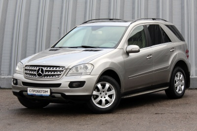 Mercedes-Benz ML350 2006