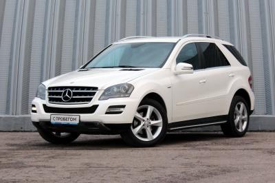 Mercedes-Benz M-класс 2012